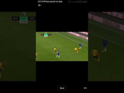 Wolves Vs Chelsea  all goals