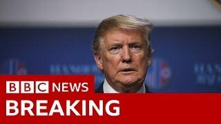 Trump-Kim talks end: President Donald Trump's Statement - BBC News