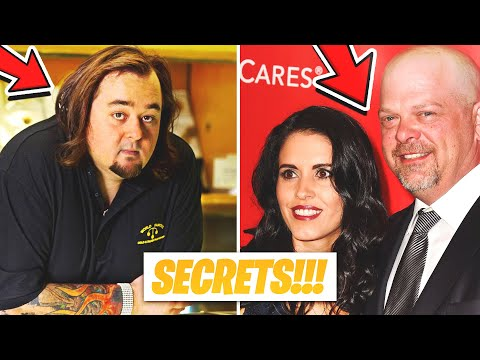 Top 10 Secrets You DIDN'T KNOW The Pawn Stars!