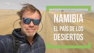 Acabo de estar en Namibia, el país más joven y desconocido del África austral. ¿Sabías que la mayor parte de su superficie es un puro desierto? Eso sí.