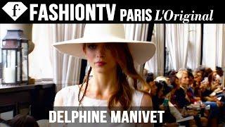 Bridal Fall 2015 collection - Delphine Manivet | FashionTV