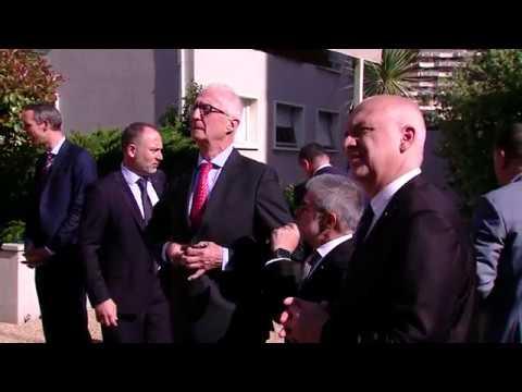 UE : visite du coordinateur pour la lutte contre le terrorisme
