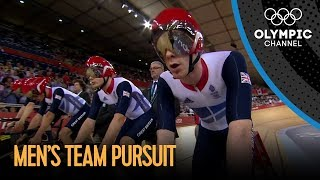Video Team GB Set New Team Pursuit World Record - London 2012 Olympics MP3, 3GP, MP4, WEBM, AVI, FLV Agustus 2017