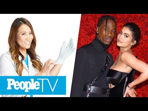 Dr. Pimple Popper On How To Squeeze Zits, How Kylie Jenner Got Rid Of Lip Fillers | PeopleTV