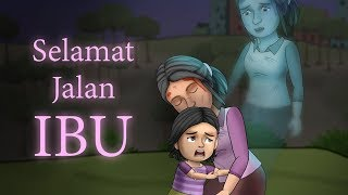 Video Selamat Jalan Ibu | Kartun Hantu Sedih, Animasi Indonesia - Rizky Riplay MP3, 3GP, MP4, WEBM, AVI, FLV Januari 2019