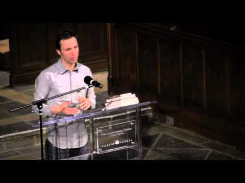 Keynote speech by Markus Zusak at the Pilgrim School in Los Angeles