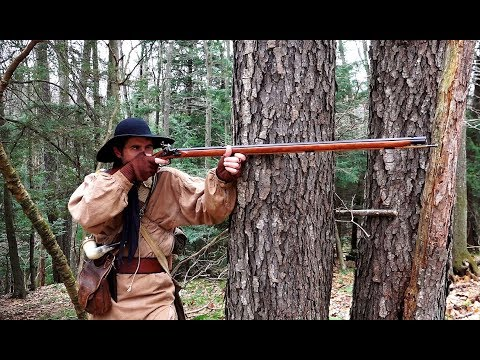 Traditional Longrifle Flintlock Muzzleloader Deer Hunting 2019 - Western Pennsylvania Frontier