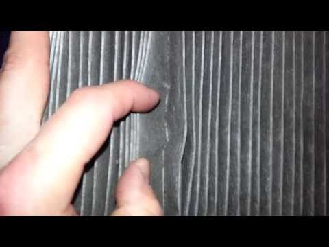 2012 Chrysler Town & Country Minivan – Checking HVAC Cabin Air Filter After 16,000 Miles