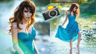 Video Golden Hour Photoshoot with 85mm 1.2 Lens, Behind The Scenes MP3, 3GP, MP4, WEBM, AVI, FLV Agustus 2018