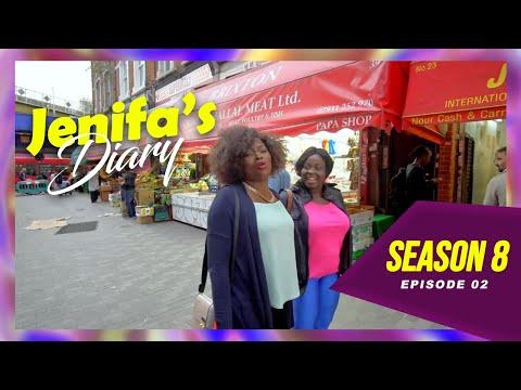 Jenifa's Diary S8EP2 - Friend In Need | ( JENIFA In LONDON)