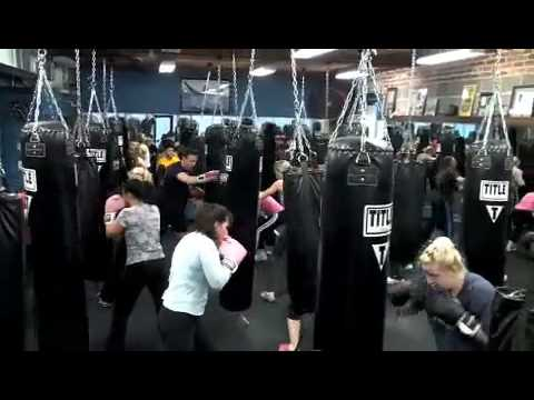 Sweat Boxing Class 2 - Mobile