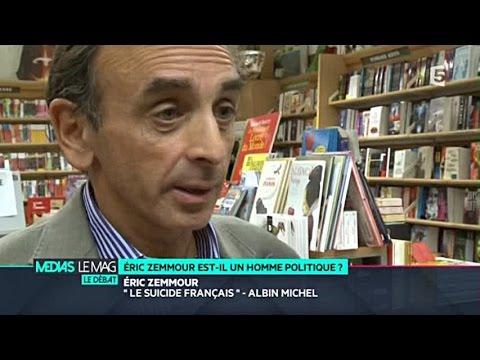 Eric Zemmour est-il un homme politique ?
