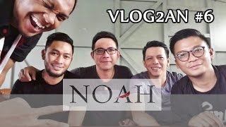 Video VLOG2AN #6 The Interview with NOAH, ngobrolin album Sings Legends MP3, 3GP, MP4, WEBM, AVI, FLV Desember 2017