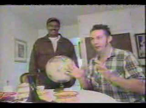 Harland Williams visits an Ethiopian family
