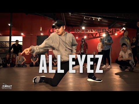 All Eyez - The Game ft Jeremih - Choreography by Jake Kodish - Filmed by @TimMilgram (видео)
