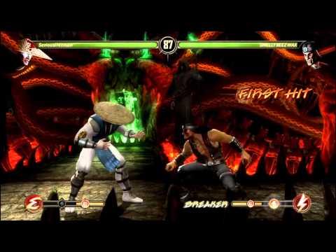 SeriousHitman стрим 5.08.14 часть 3. Mortal Kombat