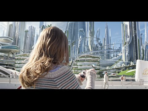 Disney s Tomorrowland Official Trailer
