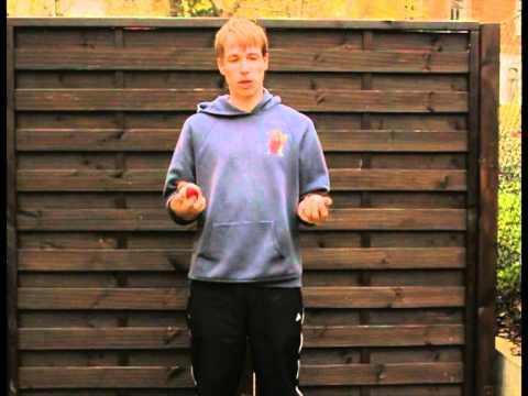 Tutorial: 3 Bälle jonglieren