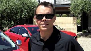 2012 Volvo S60 R-Design Test Drive In Napa