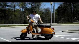 9. 2009 Genuine Stella Scooter Review