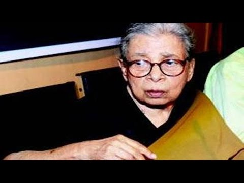 Mahasweta Devi, eminent writer and social activist, dies