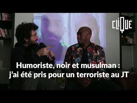 """Épinay-sur-Seine : Confondu avec l'agresseur de Joué-lès-Tours au JT de M6, un humoriste noir s'estime """"sali"""""""