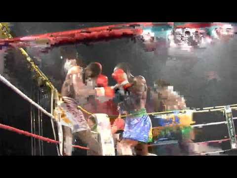 Oliver Thinda vs Bokar Songa