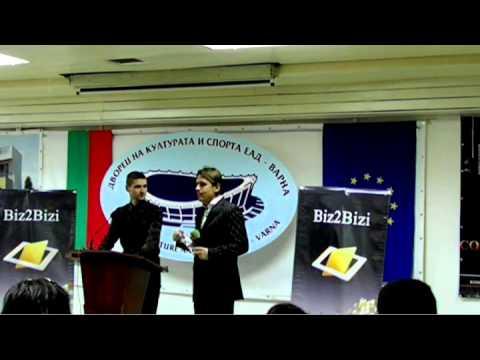 Трети Бизнес Форум Biz2Bizi 29.03.2012 г. - Част втора