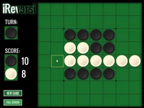 How to play Reversi (a.k.a Othello)