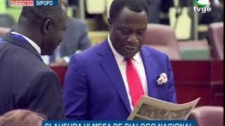 Clausura de la VI Mesa de Diálogo Nacional, día 23 de julio de 2018 (Completa)