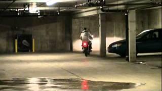 10. Sexy Suzuki TU250 TU250x - Learning to ride and crash