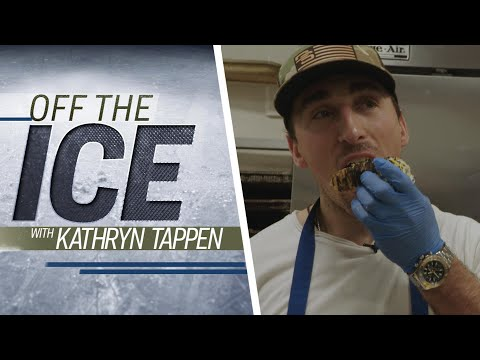 Video: Bruins' Brad Marchand on why he licks opponents | 'Off the Ice' with Kathryn Tappen | NHL on NBC