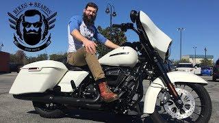 5. 2018 Harley Davidson Street Glide Test Ride