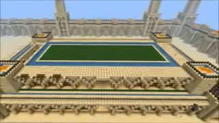 Minecraft дворец
