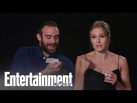 No Tomorrow: Tori Anderson & Joshua Sasse Describe The Series With 6 Words | Entertainment Weekly