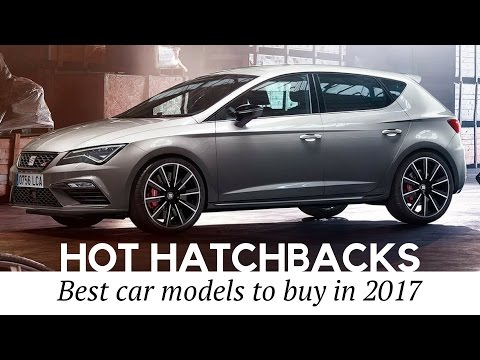 Top 12 Hot Hatchback Cars to Buy in 2017 (Prices and Technical Specs Compared)