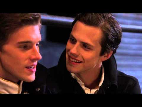 The Carrie Diaries - Walt&Bennett kiss scene(ep04,ep13)