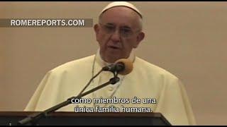 Encuentro del Papa Francisco con las autoridades y el Cuerpo Diplomático