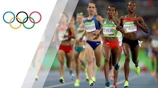 Rio Replay: Women's 1500m Final
