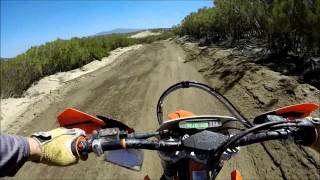 10. 2015 KTM 450 xc-w * First Ride & Review