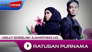 Video Melly Goeslaw & Marthino Lio - Ratusan Purnama (Theme Song AADC2) | Official Video MP3, 3GP, MP4, WEBM, AVI, FLV Maret 2019