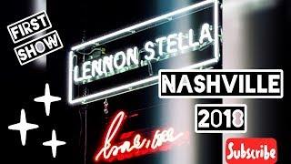 LENNON STELLA LIVE IN NASHVILLE