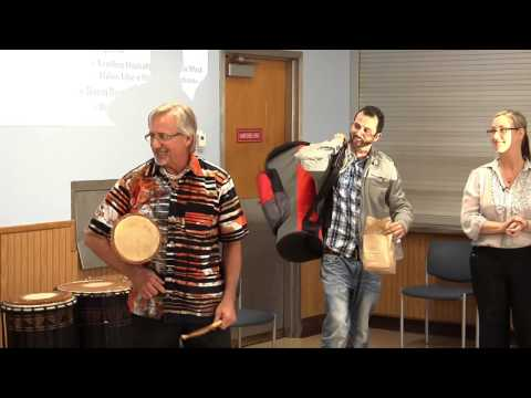 """LBCC – """"African Music & Its Role In History"""", Presented by Adrian Novotny"""