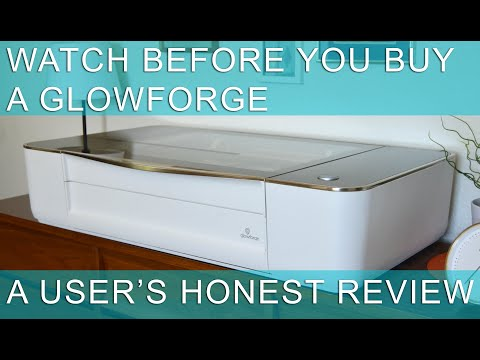 TRUTH ABOUT GLOWFORGE - A User's Honest Review