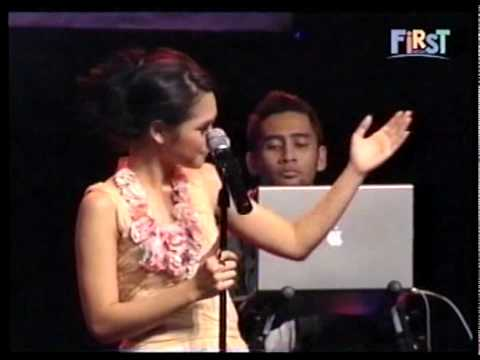 ANDIEN - PULANG (new song 2010) @ Java Jazz Festival 2010