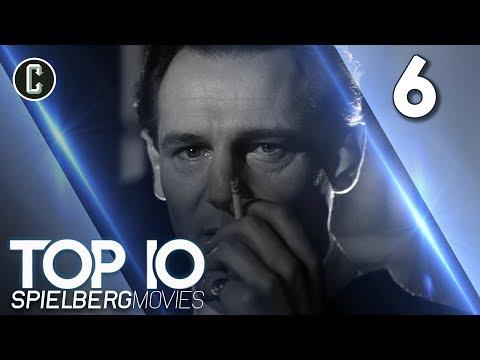 Top 10 Spielberg Movies: Schindler's List - #6