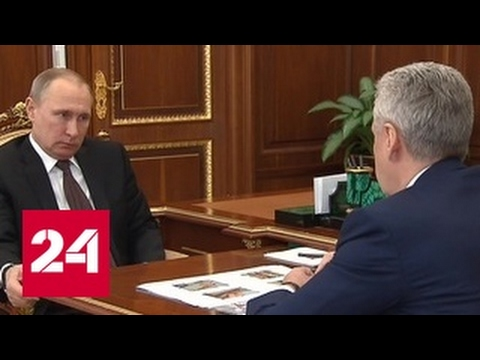 Путин за снос хрущевок вместо капремонта
