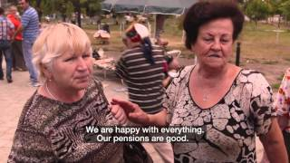 First broadcast in July 2014 HARDtalk is on the road in Moldova, a long-neglected corner of Europe now caught up in a trial of strength between Russia and the ...