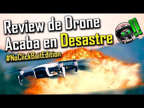 Review de Drone acaba en FAIL y DESASTRE