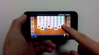 FreeCell Solitaire YouTube video